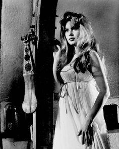 """""""Brigitte Bardot in Une Parisienne (1957) """""""
