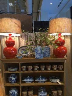 nashville antiques and garden show - road trip recap