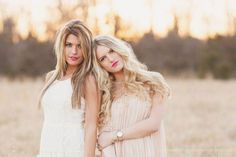 Photographer Shoot-Out: Lissa Chandler and Lauren Harris - Fotograf Shoot Out: Foto von Lissa Chandler und Lauren Harris Mother Daughter Photos, Sister Pictures, Mother Daughter Photography, Daughter Quotes, Father Daughter, Sister Poses, Girl Poses, Sister Photo Shoots, Sister Picture Poses