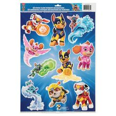 Crayola Giant Coloring Pages Nickelodeon Paw Patrol Mighty Pups