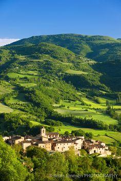 Castelvecchio in the Valnerina Umbria Italy Photography Workshop Tour, province of Perugia