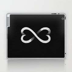 Love Infinity Laptop & iPad Skin by BarmalisiRTB - $25.00
