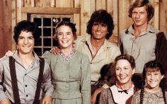 Little House On The Prairie ~ Where are they now? Cast Reunion from Parade Magazine