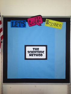 The Science Life: Classroom word wall