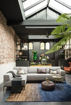Garden Room, Decor, Home, Outdoor Sectional Sofa, Interior Inspiration, Outdoor Decor, Interior, House, Tiny House Camper