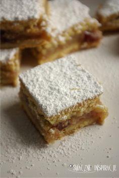 Szarlotka bezglutenowa _ Gluten Free Gluten Free Cakes, Gluten Free Baking, Gluten Free Recipes, Cake Recipes, Dessert Recipes, Healthy Cake, Polish Recipes, Food Cakes, Sweet Tooth