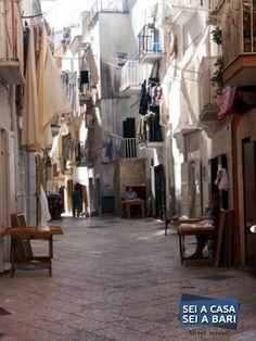 Bari Vecchia, Puglia - Italy.