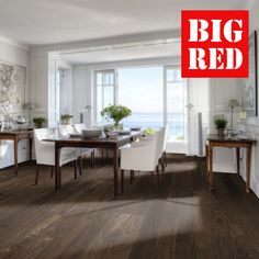 Kahrs Original American Naturals Collection Walnut Philadelphia: Best prices in the UK from The Big Red Carpet Company