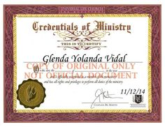 Free Online Minister Ordination - Get Ordained - Universal Life Church Universal Life Church, Wedding Officiant, How To Become, Projects To Try, Teaching, Free, Ministry, Places, Marriage