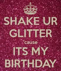 Image result for it's my birthday week. 👑