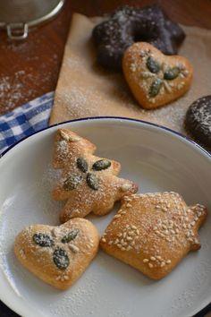 Pillekönnyű, azonnal puha mézeskalács | Egyszerű finomságok Xmas, Christmas Ornaments, Gingerbread, Muffin, Food And Drink, Cookies, Breakfast, Cake, Sweet