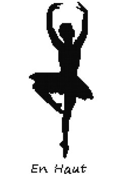 Hey, I found this really awesome Etsy listing at https://www.etsy.com/listing/161993770/ballet-position-en-haut-wall-art-cross