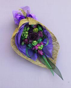 Kereru Flax Bouquet