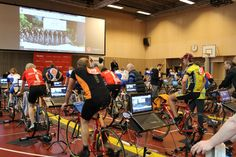 BKOOL - Multi Session! Oslo, Norway. Oslo, Norway, Trainers, Gym Equipment, Basketball Court, Bike, Sports, Tennis, Bicycle