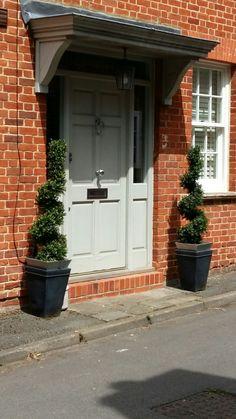 Lovely door found in Marlow