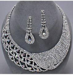 Bridal jewelry www.JewelFetish.com