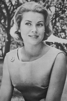 Princess Grace. 1962.