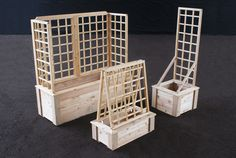 @naturalyards - Rectangle Planter Boxes, $155.93 (http://www.naturalyards.com/planters/rectangle)