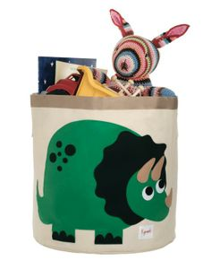 3 Sprouts toy bin available at www.hooplaroom.com
