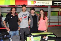 WTS: Atletas portugueses partem para o mundial com grandes objectivos