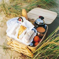 Picnic recipes. Perfect to share with a special someone...