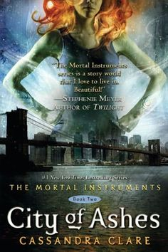 7-3-12: City of Ashes (The Mortal Instruments Series #2) - making my way back through the series so that I can read books 4 &5.  I had forgotten how much I liked these books!