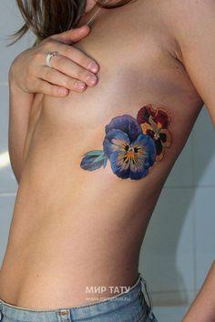 тату цветы - Поиск в Google