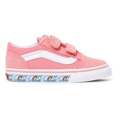 89052f055e8 Old Skool Suede Unicorn Trainers Pink