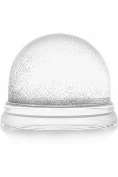 Maison Martin Margiela by L ATELIER d exercices oversized snow globe All  White 67d5d380d372