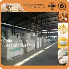 Henan Zhongyuan Roller Co.-h-efficient vibrating sifter,package machine,destoner,wheat scourer Flour Mill Machine, Corn Grits, Cnc Milling Machine, Making Machine, Plant, Uganda, Scale, Africa, Weighing Scale