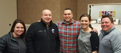 """Derek from The Armstrong Burns & Co Home Selling Team of RE/MAX Rising helped organize the 2nd Annual YPN """"Souper Bowl"""" benefiting the Boys & Girls Club of Bloomington."""