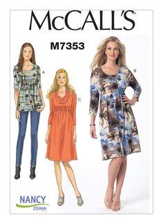 63bd8e803dc2 19 Best McCalls Nancy Zieman images | Nancy Zieman, Dress patterns ...