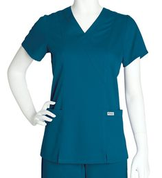 Grey's Anatomy Womens Scrubs, Bahama, X Small