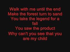 System of a Down - Forest Lyrics