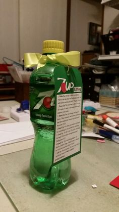 7 up lifting, cute homemade gifts