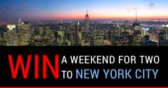 Open to: United States Ending on: 01/12/2015 Enter to win a weekend for two to New York City to immerse yourself in the world of Andy Warhol, the Metropolitan Museum of Art, and more. Trip includes private VIP museum tours, round trip airfare, ground transportation, luxurious hotel accommodations at the Warwick Hotel. Enter this Giveaway …