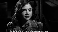 Pretty Little Liars Recap: THE BLACK AND WHITE ONE!