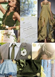@Dauphine Press Letterpress Wedding Stationery Suite Spotlight - IVY - Inspiration Board