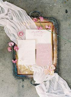 Santa Barbara Wedding Photography - Downtown Los Angeles Bridal Shoot
