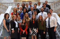 Our journalists are getting ready to cover the 2015 Utah Legislative session as part of our Winter Semester in Salt Lake initiative. Journalism and public relations students can take skills courses and a Communications elective in the BYU Salt Lake Center from Joel Campbell, Nate Carlisle, Michelle King, and Ben Whisenant.