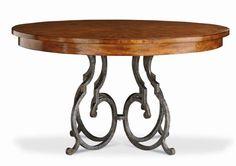 Amenajarea pentru o sufragerie eleganta in jurul unei mese rotunde implica alegerea scaunelor și a tipului de masă in ton cu stilul incaperii