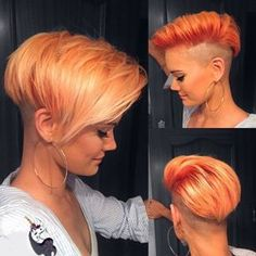 Ohh, einfach Klasse! 10 Kurzhaarschnitte, die jede Frau nach kurzen Haaren verlangen lassen! - Aktuelle Frisuren