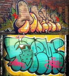 TOTEM with some unique throw up styles