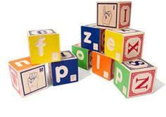 Uncle Goose ABC Blocks with Sign Language and BRAILLE!!!!...possible gift ideas for Liam