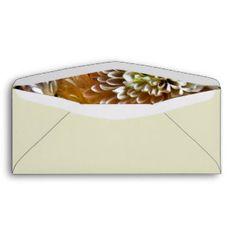 Platterns,#10 Business Envelope with window