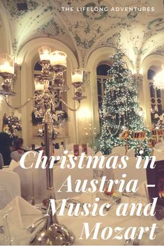 Christmas in Austria; Christmas with Mozart; The Lifelong Adventures