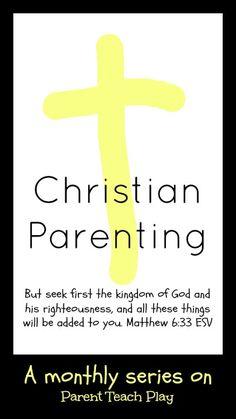 Christian parenting series