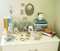 teenage bedroom via no time for chitchat