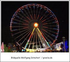 Urlaub kann man nie zu früh planen - Vienna Giant Ferris Wheel DEUTSCH Blog