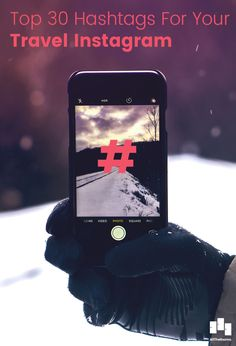 Keeping these guidelines in mind, here are the top 30 hashtags to use for your travel Instagram in order to boost appearance and likes. Hashtags Travel Instagram Travel Blogger